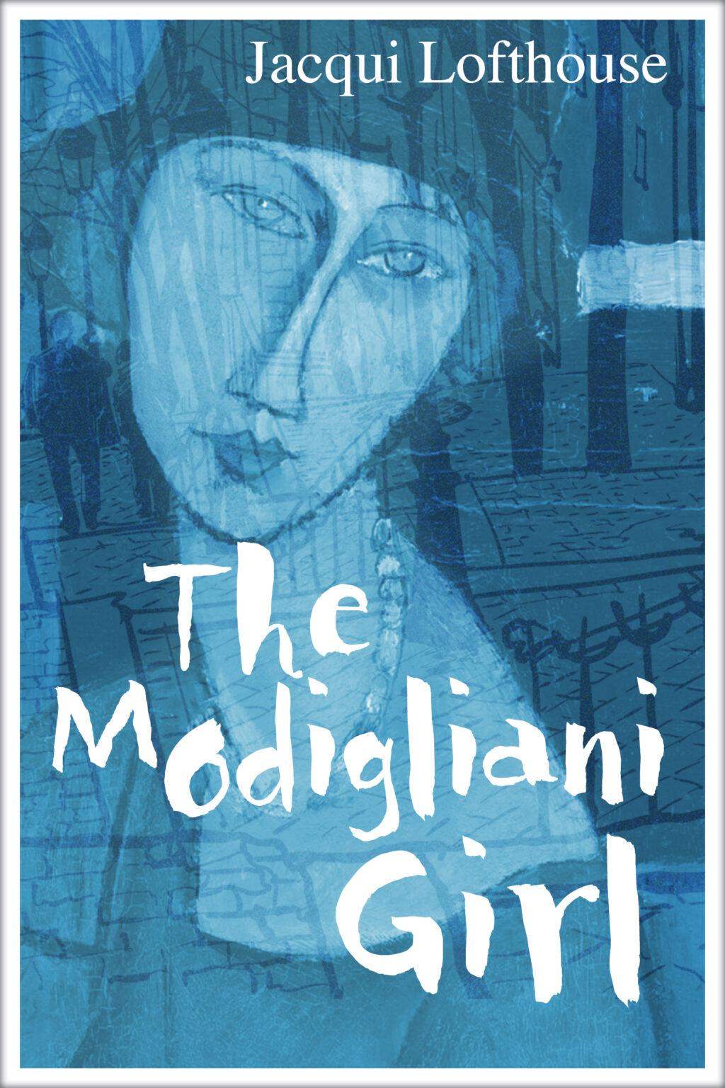 The Modigliani Girl book cover